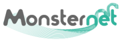 Monsternet Customer Account Website